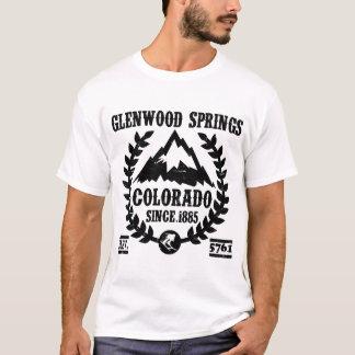 NATIONALPARK GLENWOOD SPRINGS COLORADO SEIT 1885 T-Shirt