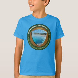 Nationalpark-hundertjährige T-Shirt