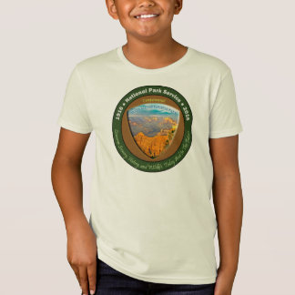 Nationalpark-hundertjährige T-Shirt Grand-