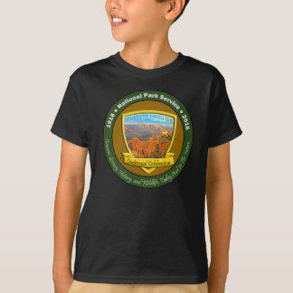 Nationalpark-hundertjährige T-Shirts Grand Canyon