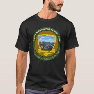Nationalpark-hundertjährige T - Shirts Yosemite NP