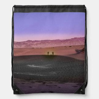 Nationalpark Sonnenaufgang-Death Valley Turnbeutel