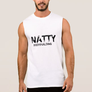 Natty Bodybuilding Ärmelloses Shirt