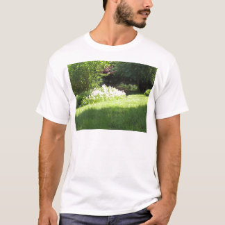 Natur-Garten-New-Jersey Amerika NVN669 T-Shirt