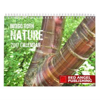 NATUR - Indigo Roths Kalender für 2017