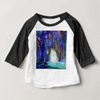 Natur ist Märchen Baby T-shirt