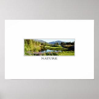 Natur Poster
