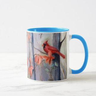 Natur-Weg-Kardinals-Tasse Tasse
