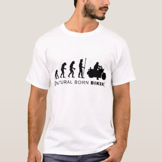 natural born biker T-Shirt
