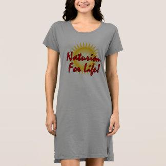 Naturiste/nudiste Robe