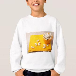 Natürliche und gesunde Nahrung für rohe foodists Sweatshirt