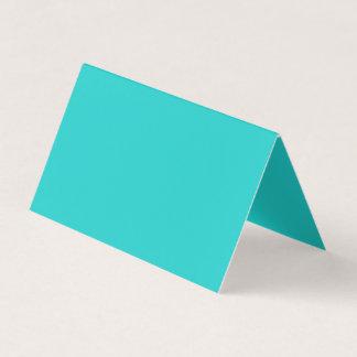 Natürlichen Robins Ei-Blau-Farbe Visitenkarten