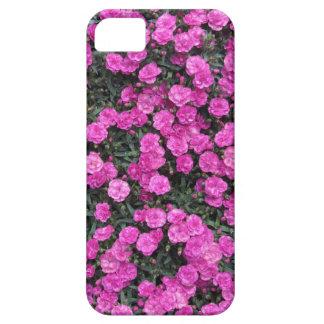 Natürlicher Hintergrund der lila iPhone 5 Etui