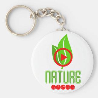 Naturmusik Schlüsselanhänger