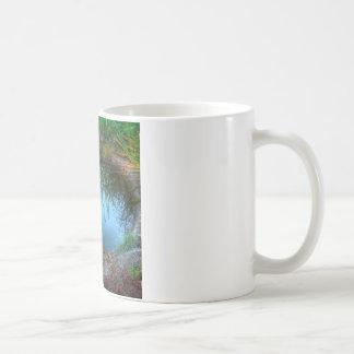 Naturreservat-Lilien-Teich Kaffeetasse