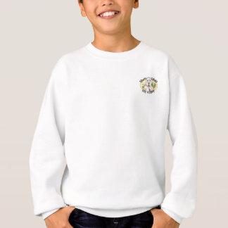 Nawty Dawg großes Hea kümmerte sich/, das Sweatshirt