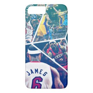 NBA iPhone 7 Plusfall iPhone 8 Plus/7 Plus Hülle