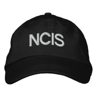 NCIS Kappe Bestickte Mütze