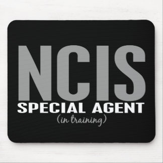 NCIS spezieller Agent in Training 1 Mauspad