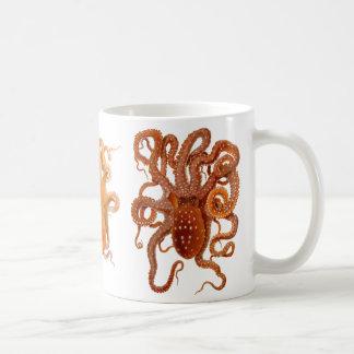 Neapolitanische Kraken-Tasse Kaffeetasse