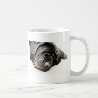 Neapolitanischer Mastiff Kaffeetasse