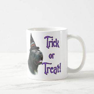 Neapolitanischer Mastiff-Trick Kaffeetasse