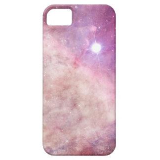 Nebelfleck-Galaxie hat rosa lila Girly Kasten 5 in