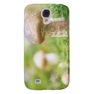 Nebelhafte Morgen-Pilze Galaxy S4 Hülle