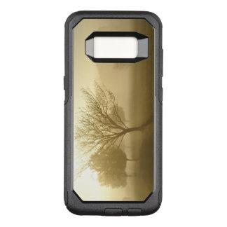 Nebelhafter goldener Morgen Ozarks OtterBox Commuter Samsung Galaxy S8 Hülle