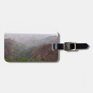Nebelhafter Morgen des Grand Canyon, Arizona Kofferanhänger