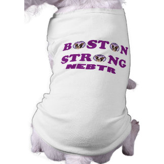 NEBTR Boston starker Hundeshirt Shirt