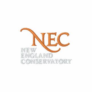 NEC gestickter PulloverHoodie (weiblich) Besticktes Kapuzenpulli