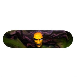 Necromancer Skateboard Deck