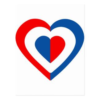 nederland-heart-2. postkarte
