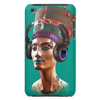 Nefertiti est coll coques barely there iPod