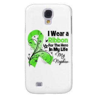Neffe-Held in meinem Leben-Lymphom-Band Galaxy S4 Hülle