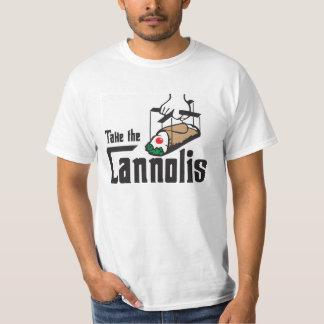 Nehmen Sie des Cannolis T-Shirt