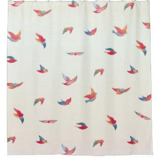 Nehmen Sie Flug-Duschvorhang Duschvorhang
