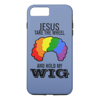Nehmen Sie Rad Jesus iPhone 8 Plus/7 Plus Hülle