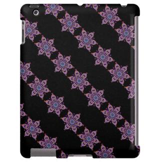 Neige florale coque iPad