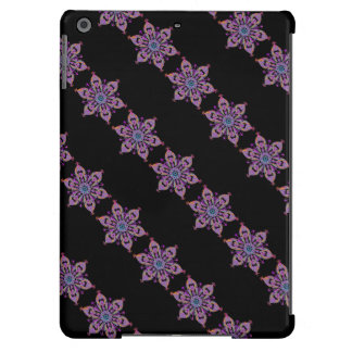 Neige florale coque iPad air
