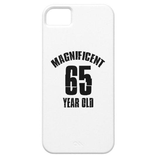 NEIGEN VON VON 65 JÄHRIG-GEBURTSTAGS-ENTWÜRFEN ETUI FÜRS iPhone 5