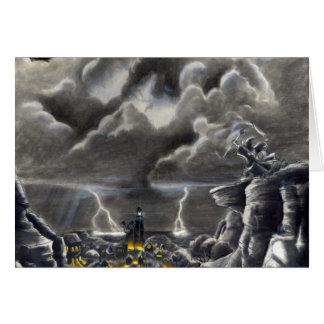 Nennen des Sturms Karte