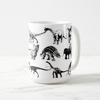 Nennen Sie diesen Dinosaurier Kaffeetasse