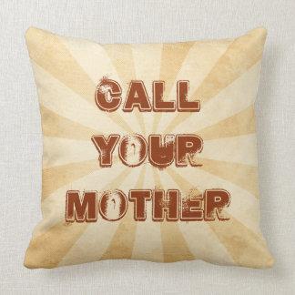 Nennen Sie Ihr Kissen