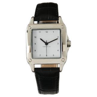Nennen Sie Ihr perfektes Quadrat Armbanduhr