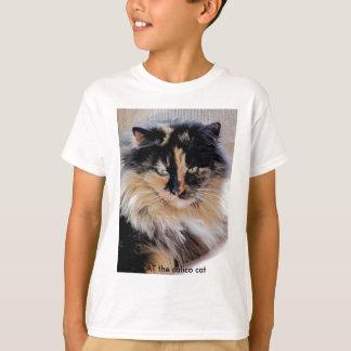 Nennen Sie Ihren Shirt CAT die Kalikokatze