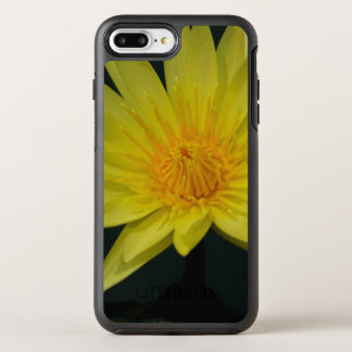 Nénuphar jaune de Lotus Coque Otterbox Symmetry Pour iPhone 7 Plus