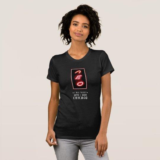 Neochicago - Frauen Spitzen T-Shirt