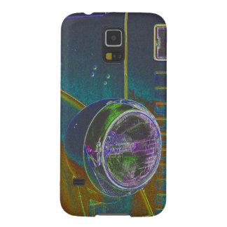 Neonfiretruck-Entwurf Hülle Fürs Galaxy S5
